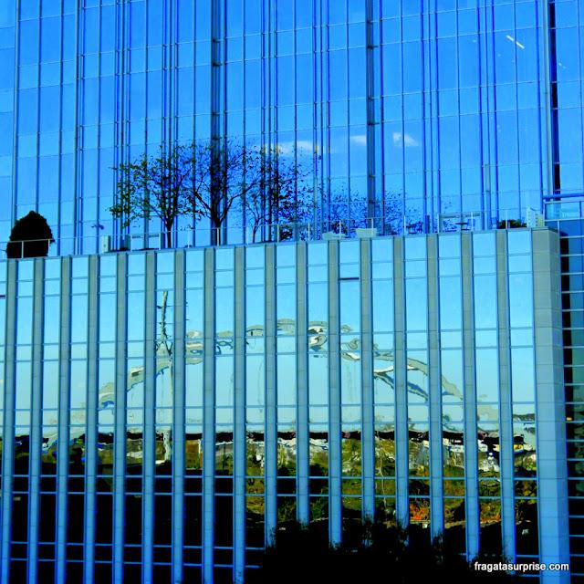 Arquitetura moderna em Nashville