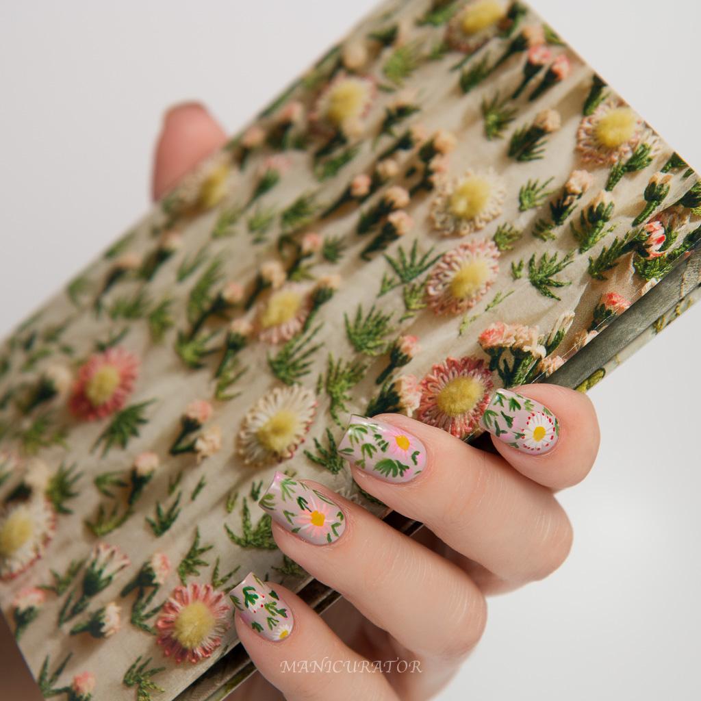 Manus X Machina Dior Couture Floral Nail Art Tutorial By Manicurator