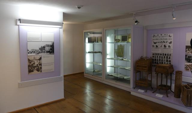 Deutsches Korbmuseum Michelau - Exponate