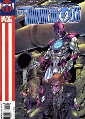 House of M: New Thunderbolts #1 PDF