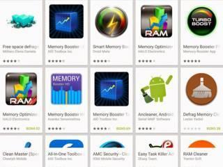 Peningkat kerja android - Jenis aplikasi android yang tidak perlu