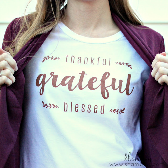 Are You Specific With Your Gratitude List?