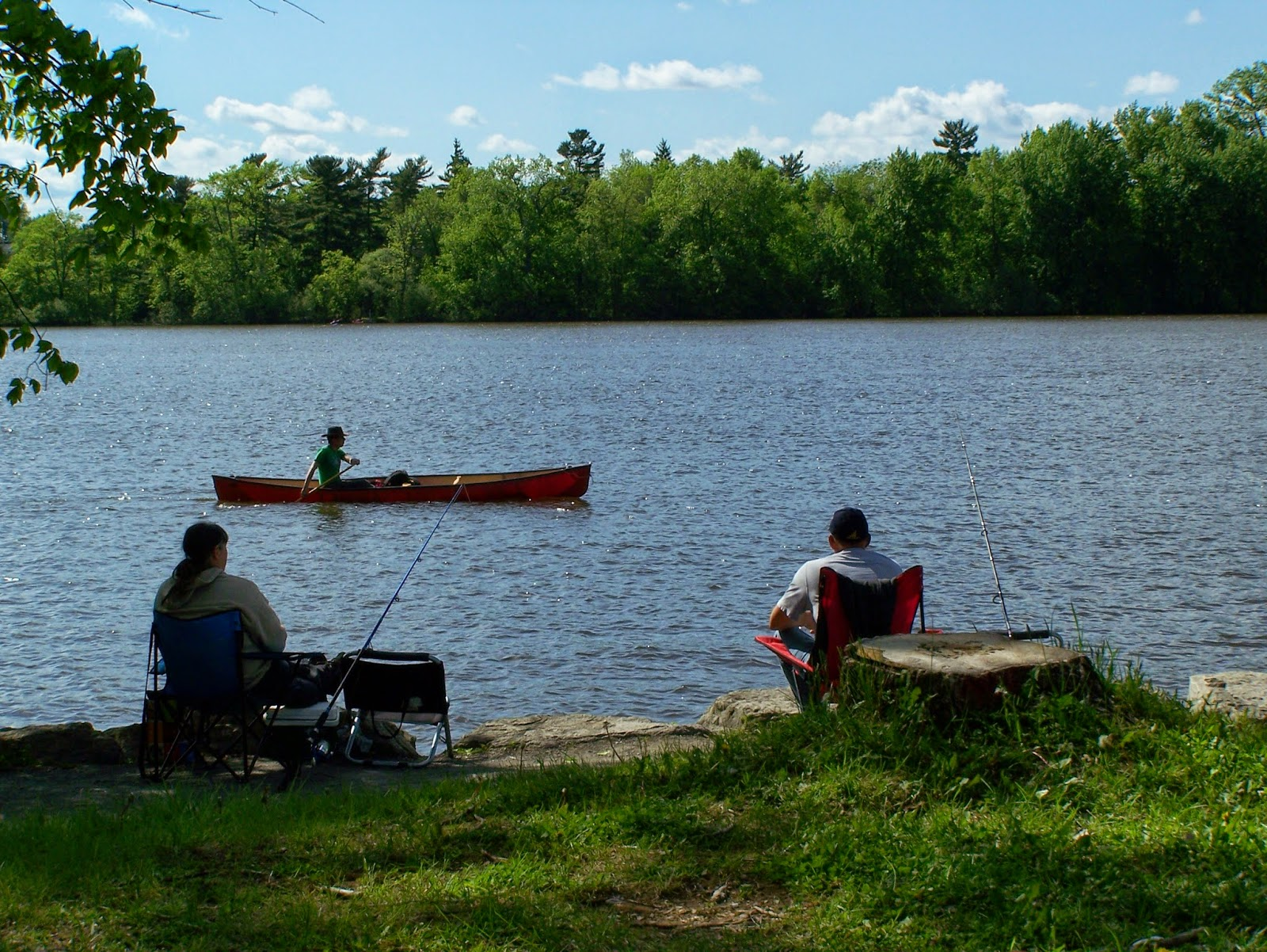 Pêche au Québec, pêche lac Saint-Pierre, pêche lac St-Louis, Daniel Lefaivre, conseils de pêche