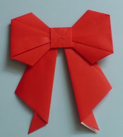 How to Make an Origami Bow/Ribbon - Instructables | 280x252