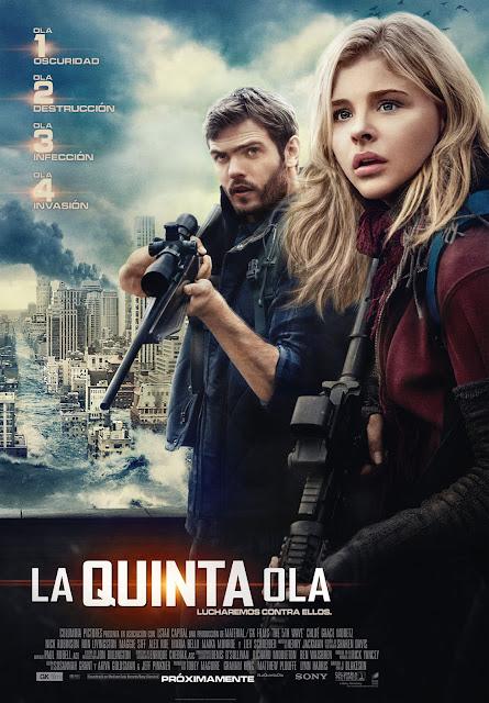 La Quinta Ola - 1080p - Latino - Portada