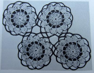 Guest Blogger Marie Segares Vintage Crochet Art
