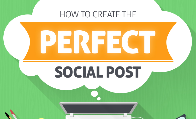 The Art Of Creating Perfect Posts on Social Media