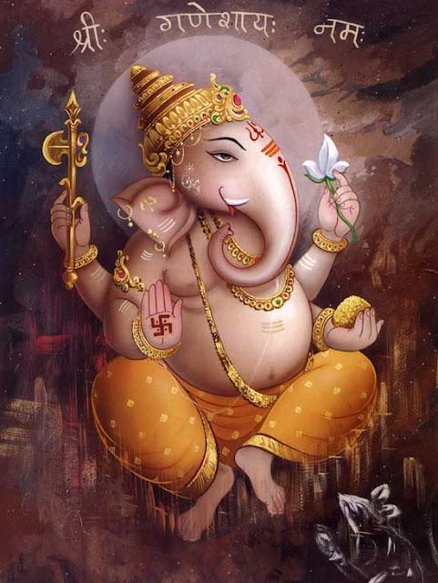 Ganesh Chaturthi Essay - Essay on Ganesh Chaturthi Festival