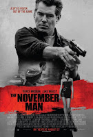 The November Man 2014 720p Hindi BRRip Dual Audio Full Movie