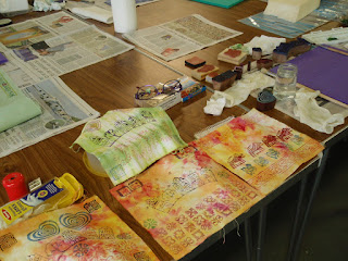 Printing for Quilting Workshop