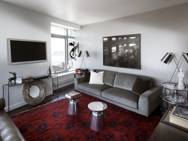 La mejor decoraci n para apartamentos peque os for Decoracion de salas apartamentos pequenos