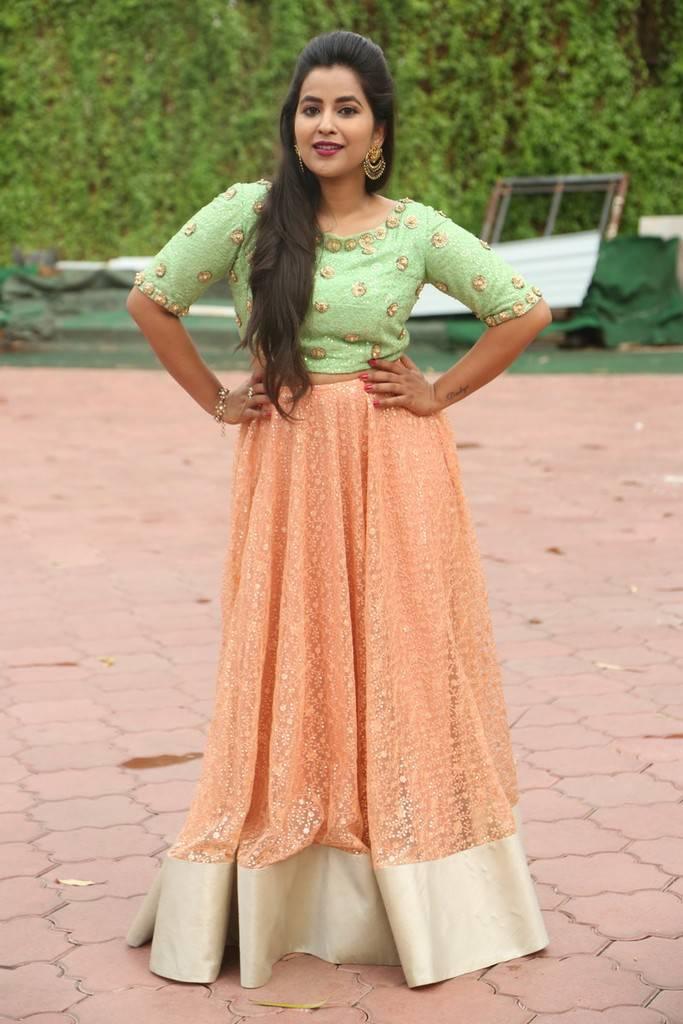 Actress Komali At Silk India Expo 2017 Launch Stills