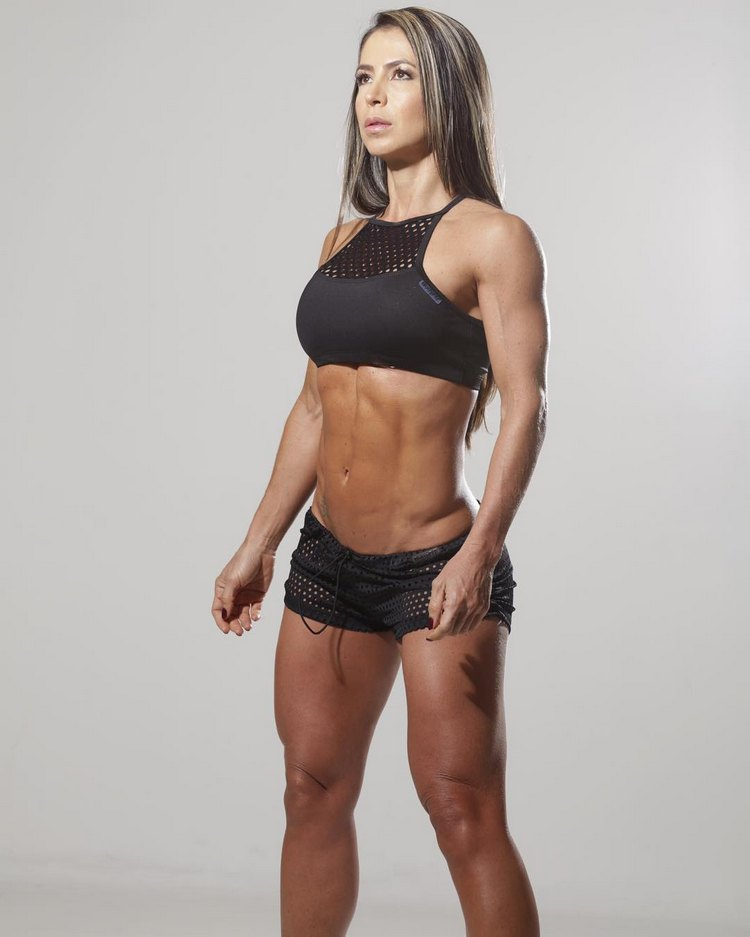 Colombia Bikini Fitness Model Marcela Rivas