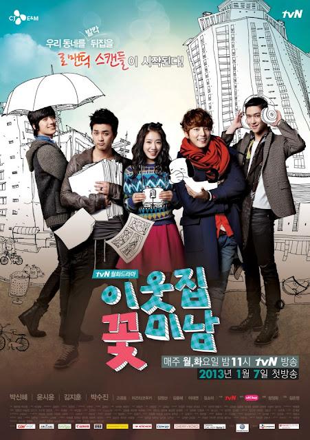 The korean drama that made me discover korean