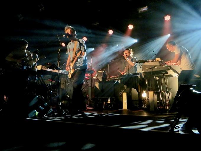 Neulich beim Konzert-Jahresabschluss: The Notwist im Mainzer KUZ