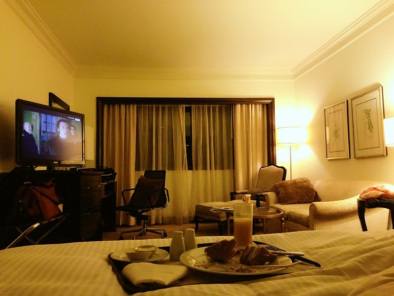InterContinental Hotel Manila review