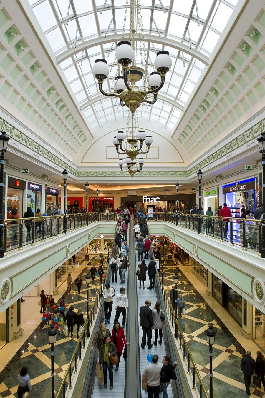Ciudadanos de parla gran plaza 2 el gran centro comercial que pudo haberse constru do en parla - Gran plaza norte 2 majadahonda ...
