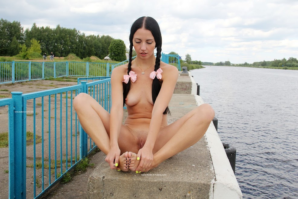 [Nude-in-Russia] Maria S - Moscow-Volga Canal