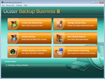 Ocster Backup Pro 8  Sundeep Maan
