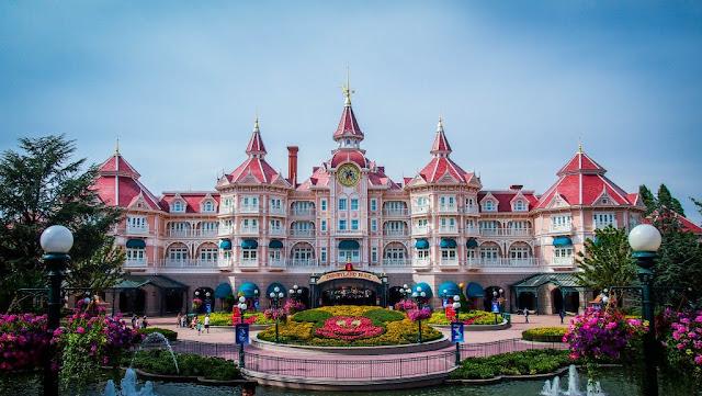 Hotéis Disney em Paris