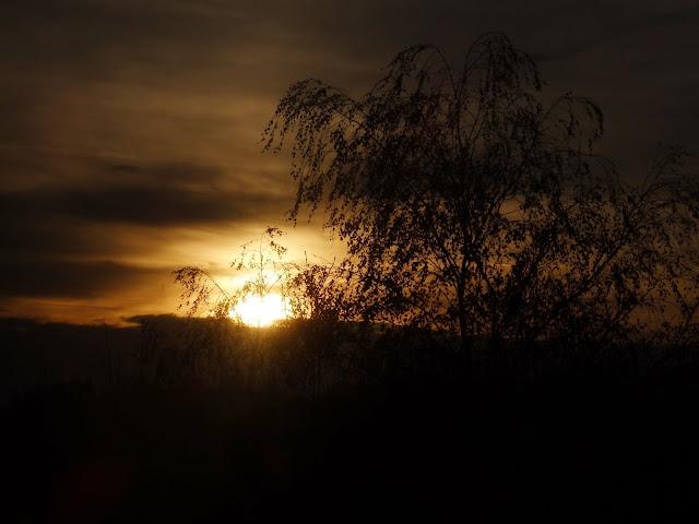 Słońce nad Krakowem