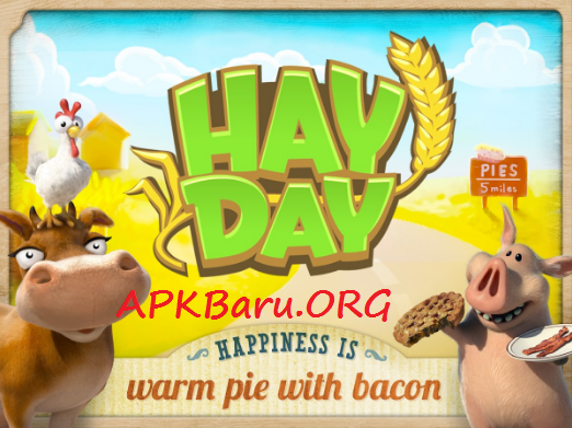 Hay Day v1.29.98 Mod Apk Terbaru (Unlimited Money, Gems, Everything)