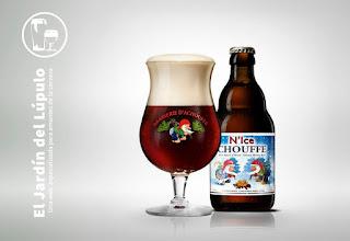La cerveza de navidad N'Ice Chouffe
