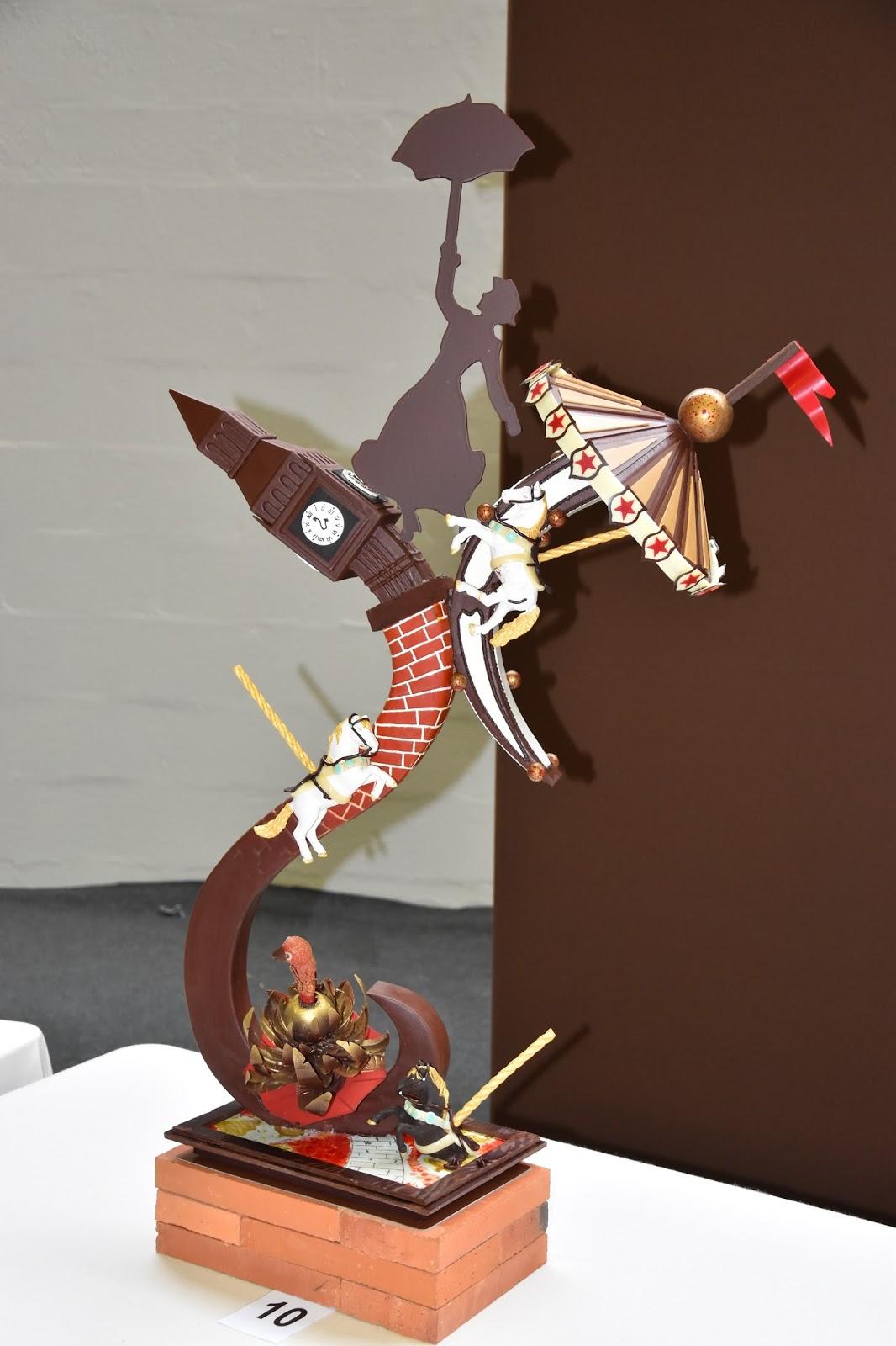 kamishi 39 by breizh le salon du chocolat et des gourmandises 2015 sur le theme des contes et. Black Bedroom Furniture Sets. Home Design Ideas