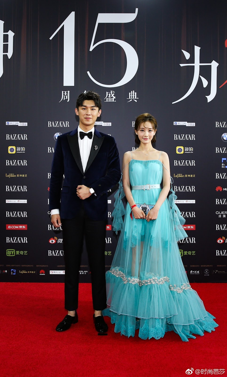 Yang Xuwen Li Yi Tong Red Carpet