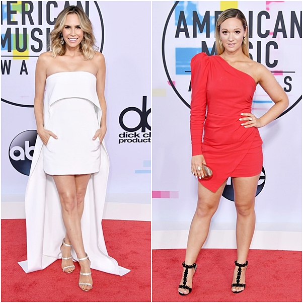 Looks American Music Awards 2017