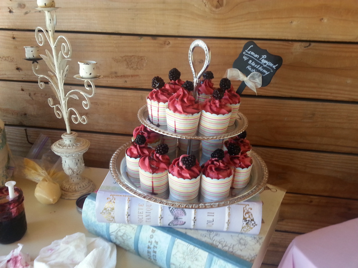 Homemade Tiered Wedding Cakes
