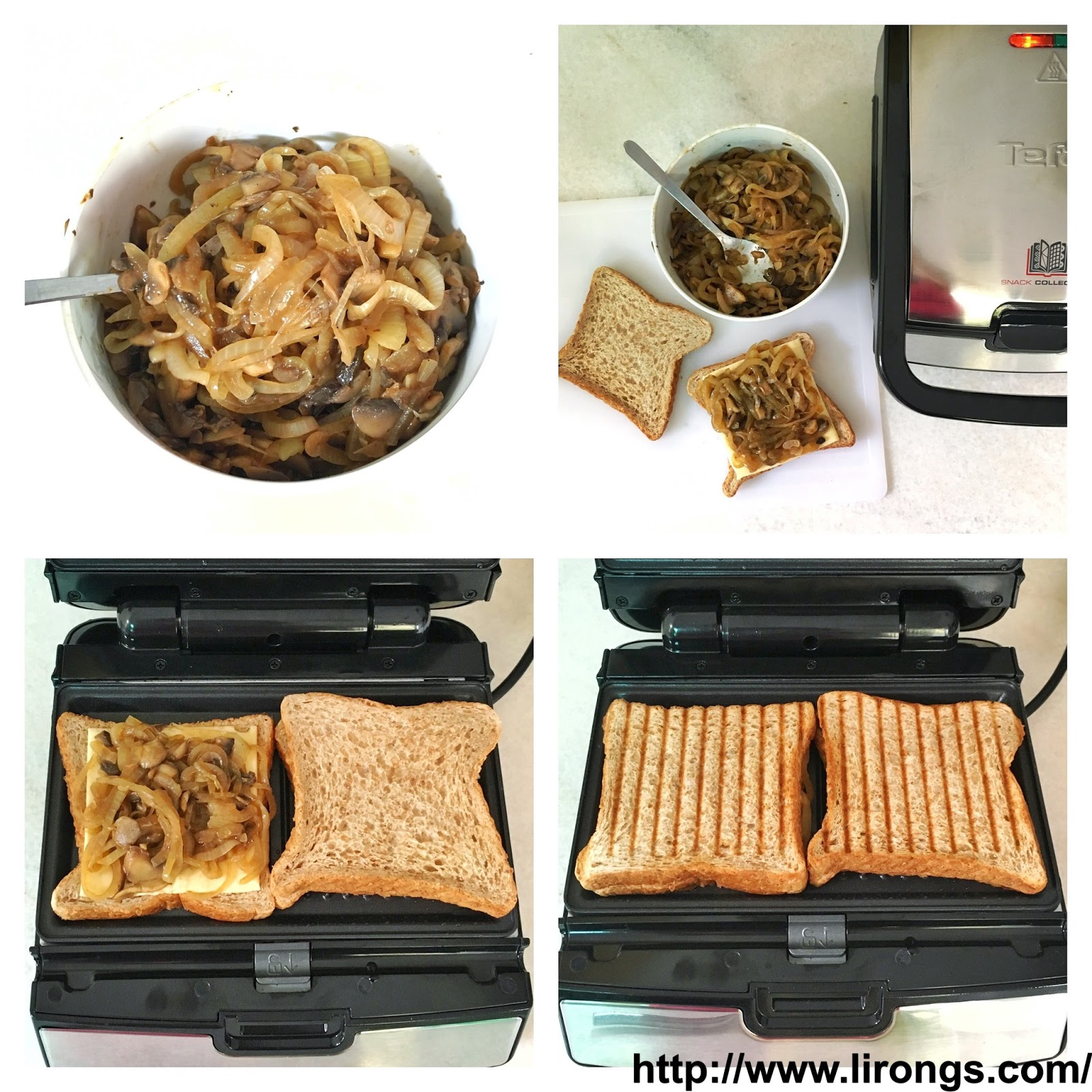 lirong a singapore food and lifestyle blog review tefal snack collection recipes. Black Bedroom Furniture Sets. Home Design Ideas