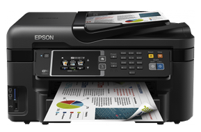 Epson WorkForce WF-3620DWF Driver free Download - Windows, Mac