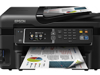 Epson WorkForce WF-3620DWF Driver Download - Windows, Mac