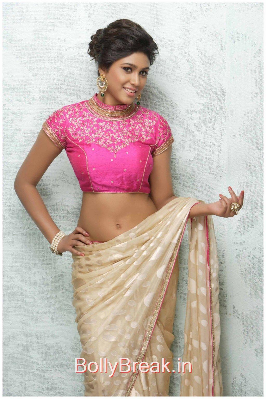 Manisha Yadav Unseen Stills, Actress Manisha Yadav Hot HD Saree Pics 2015