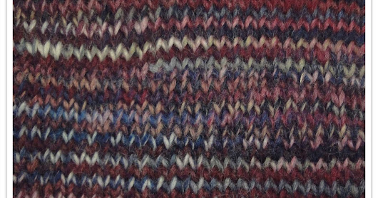 ColourSpun In Stitches - Tunisian Knit Stitch