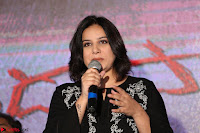 Cute Poja Gandhi in black dress at Dandupalyam 2 Movie press meet  ~  Exclusive 18.JPG