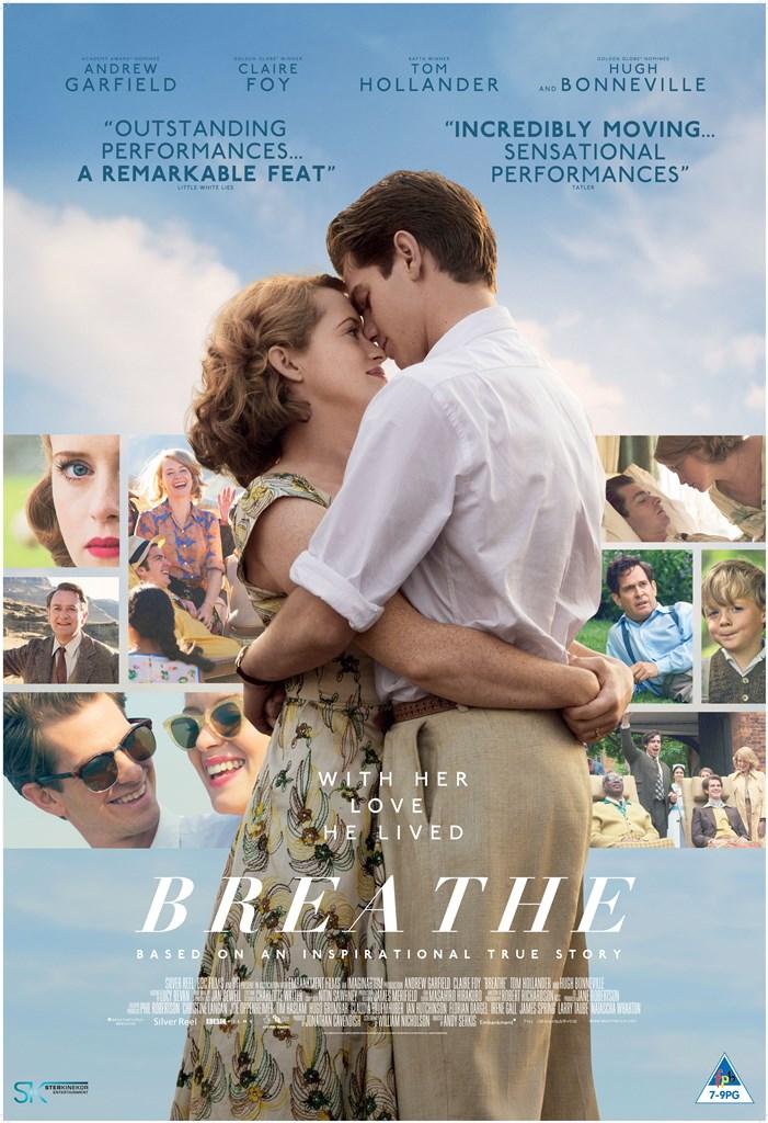 The Life's Way: Breath... Andrew Garfield Breathe