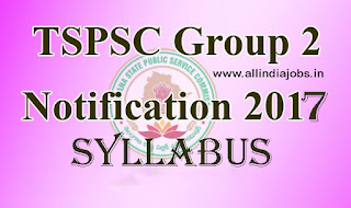 Telangana Group 2 Syllabus