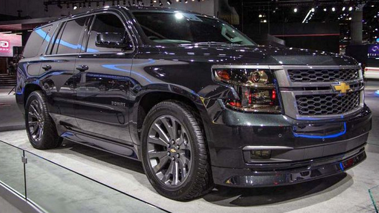 2020 Chevy Tahoe Redesign Concept Toyota Update