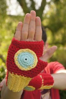 Ironman Inspired doll crochet pattern - PDF pattern | Ganchillo ... | 320x213