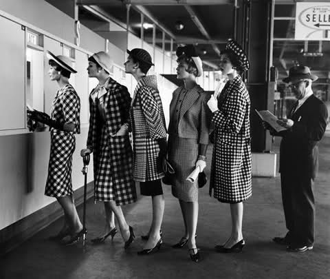 Fashion Photography By Nina Leen