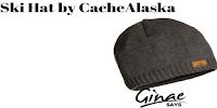 Ski Hat by CacheAlaska