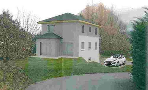 Exemple DImplantation DUne Maison Avec Accs Par Le Haut Du