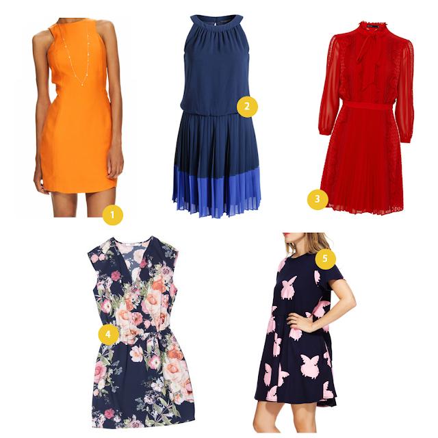 Sélection / La petite robe d'automne