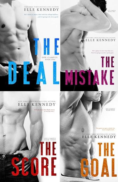 Melhores livros loucas por romances elle kennedy the deal 1 fandeluxe Choice Image