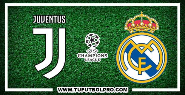 Ver Juventus vs Real Madrid EN VIVO Por Internet Hoy 3 de abril de 2018