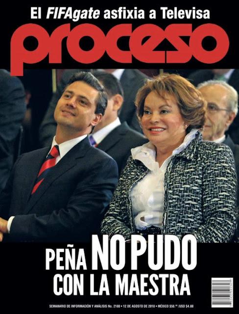 Revista PROCESO 12-08-2018