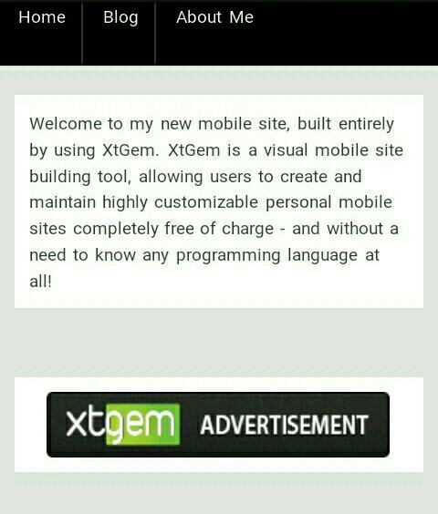 How To Creat Entertainment Site On Xtgem Platform