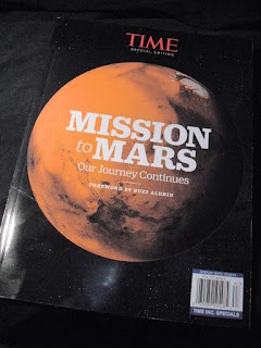 Mission to Mars booklet by TIME magazine